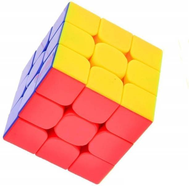 BVM GROUP YJ YuLong v2 3x3 Fair High Speed Magic,Stickerless (Magnetic)Puzzle toy speed 1 cube