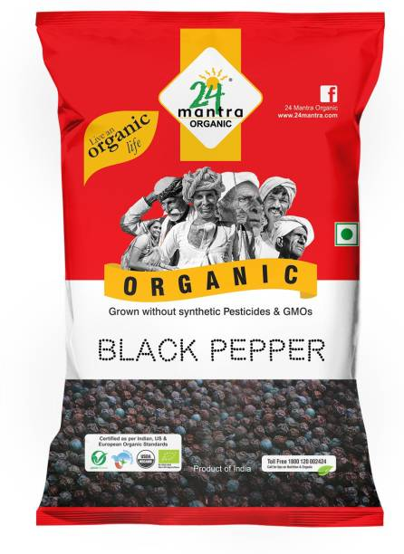 24 mantra ORGANIC Black Pepper