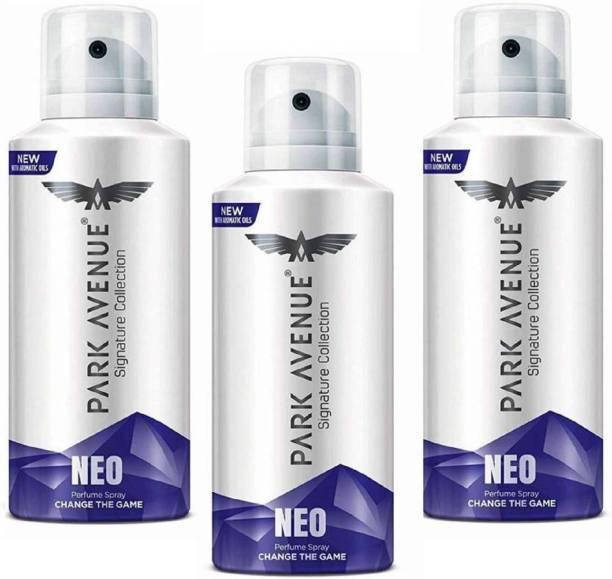 PARK AVENUE Neo Signature Deodorant Spray  -  For Men