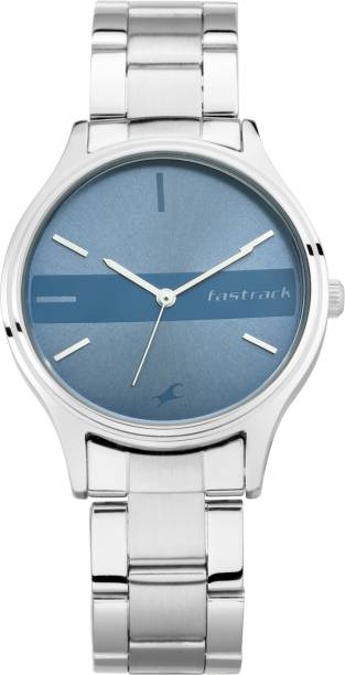 Fastrack 6204SM03 Analog Watch  - For Women