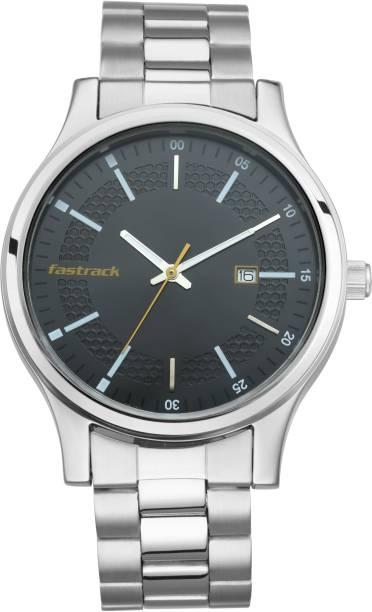 Fastrack 3240SM03 Analog Watch  - For Men