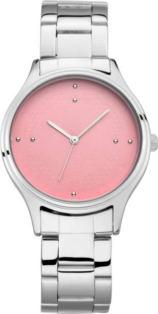 Fastrack 6204SM05 Analog Watch  - For Women