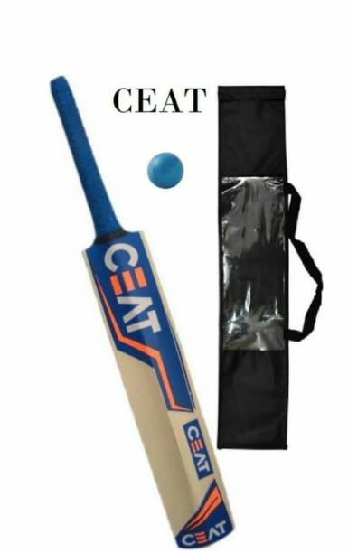 CEAT HITMEN HIMACHAL WILLOW BAT 140 Poplar Willow Cricket  Bat