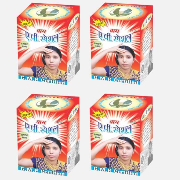 Adarsh Balm AP Special - Pack of 4 Balm