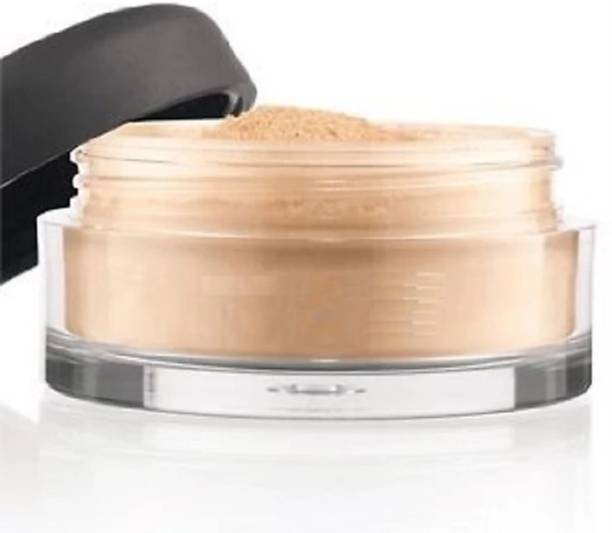 GLAMMY OIL FREE EASY BLEND ABLE SUPER FINE CRYSTAL LOOSE POWDER P2 Compact