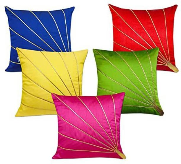 Monk Matters Striped Cushions Cover