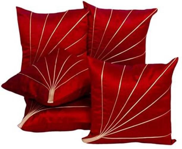 Pankrut Striped Cushions Cover