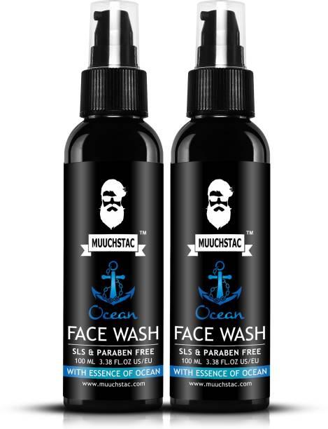 MUUCHSTAC Ocean - (200ml ) Face Wash