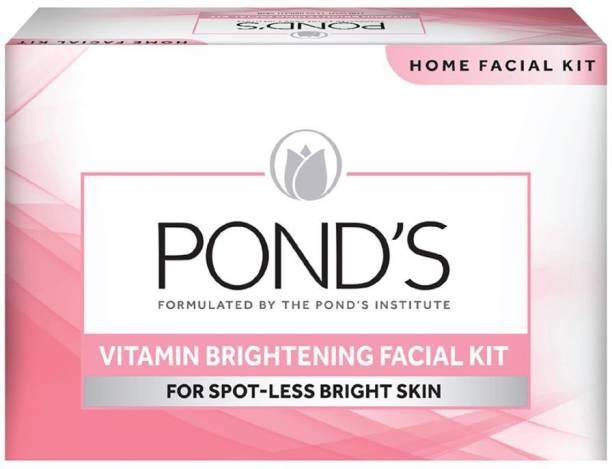 PONDS Vitamin Skin Brightening Home Facial Kit