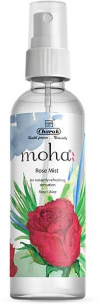 Moha Rose Mist Makeup Remover