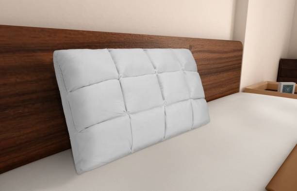 Doctor Dreams by Nilkamal Bread Microfibre Abstract Sleeping Pillow Pack of 1