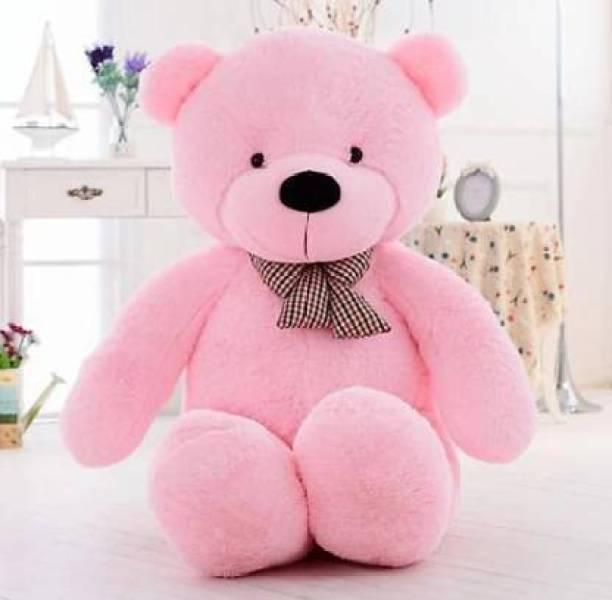 EsKimo Cute & Very Soft High Best Quality Teddy Bear PINK  - 90.1 cm