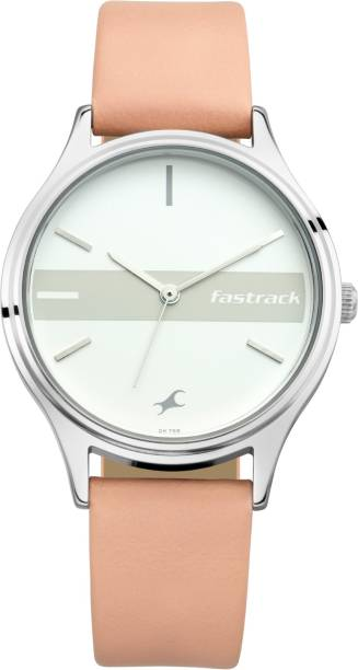 Fastrack 6204SL03 Analog Watch  - For Women