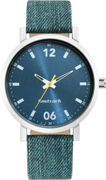Fastrack 3242SL02 Analog Watch  - For Men