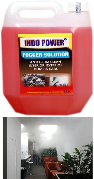 INDOPOWER F06- FOGGER SOLUTION Anti Germ Clean (Interior Exterior Home & Cars )