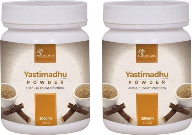 SRI NATURE AYUR YASTIMADHU POWDER 200g (Pack of 2)
