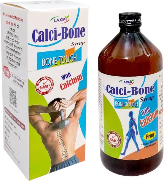 Laxmi CALCIBONE for arthritis, HEALTHY BONE,Joint Wellness & Knee pain