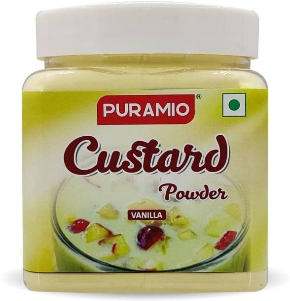 PURAMIO Vanilla Custard Powder