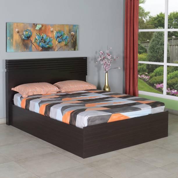 Nilkamal Anthena Engineered Wood Queen Box Bed