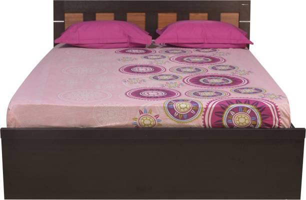Nilkamal Reegan Engineered Wood Queen Box Bed