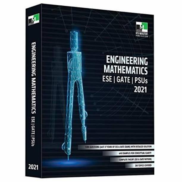 Engineering Mathematics ESE   Gate   Psus
