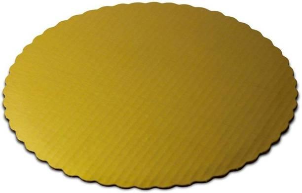 APSAMBR Gold Plated Cake Server