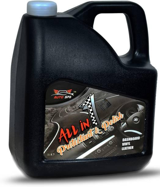 auto spa Liquid Car Polish for Dashboard
