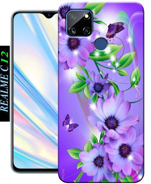 AMStyle Back Cover for Realme C12