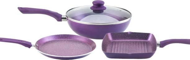 WONDERCHEF Orchid Premium Plus Set Cookware Set
