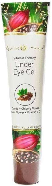 HERBS & MORE Vitamin Therapy Under Eye Gel