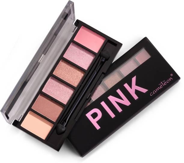 Cameleon Pink 6 Color Eyeshadow 7 g