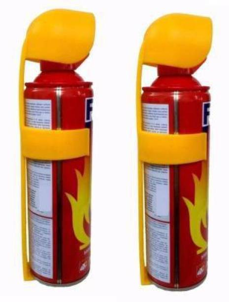 vyas 1 Kg Fire Extinguisher (Red) Fire Extinguisher Mount (1 kg) Fire Extinguisher Mount