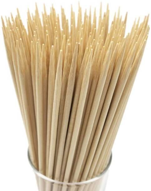 APSAMBR Disposable Wooden Fruit Fork Set