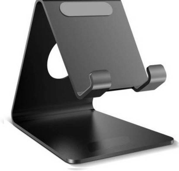A-Mart Universal Desktop Mobile Phone Stand/Holder Premium Quality Holder Stand - Black Mobile Holder Mobile Holder