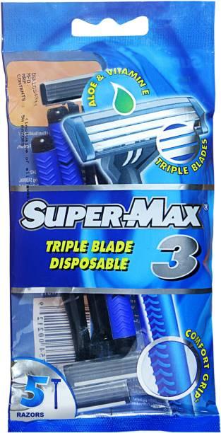 Super Max Triple Blade