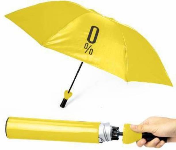 JAYNAKLANKENTERPRISE Bottle Folding Umbrella With Bottle Cover (multicolor) Umbrella