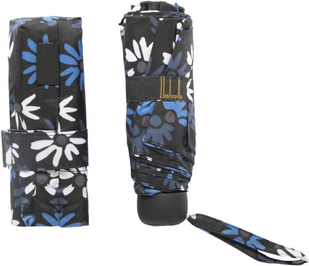 Emblazon 5 -Fold Light Weight Multicolor Umbrella