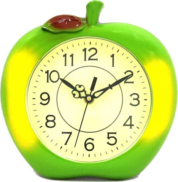Sigaram Analog 18 cm X 17 cm Wall Clock