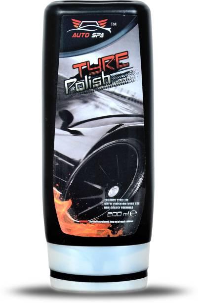 auto spa tyrepolish 200 ml Wheel Tire Cleaner