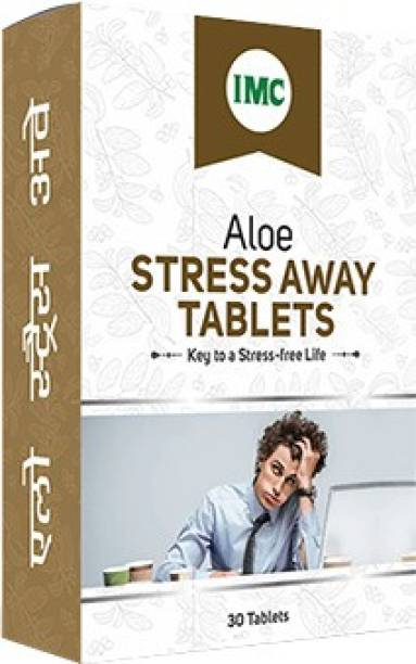 IMC Stress Away Tablets