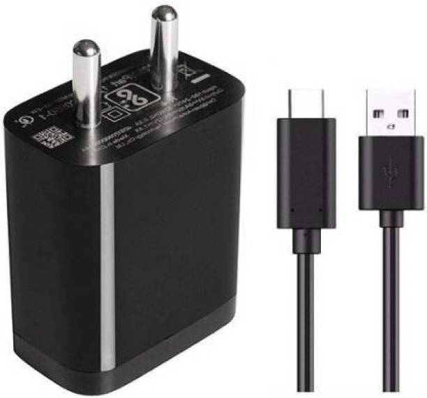 Datalact Wall Charger Accessory Combo for Type C Fast Charger 18Watt with Quick Charge 3.0 Support,Compatible with Poco F1/F2 and Mi Devices and Other Type C Android Smartphones