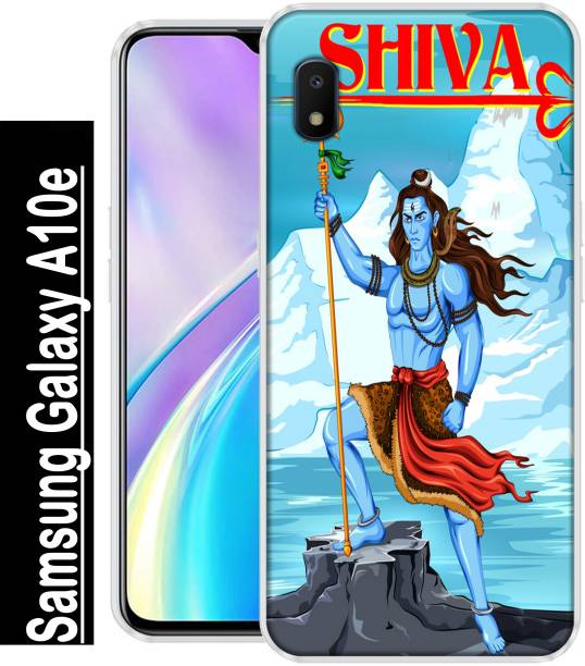 INDIALAND Back Cover for Samsung A10e