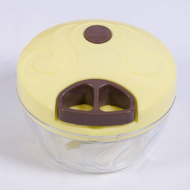 PRO365 Manual onion tomato vegetable chopper/cutter food processor yellow Vegetable & Fruit Chopper