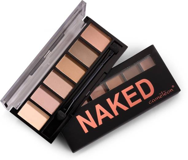 Cameleon Naked 6 Color Eyeshadow 7 g