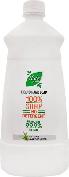Nyle Liquid Hand Soap Hand Wash Bottle