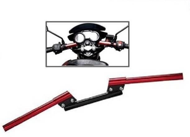 JBRIDERZ Handle Bar for All Bikes- RED/BLACK Handle Bar