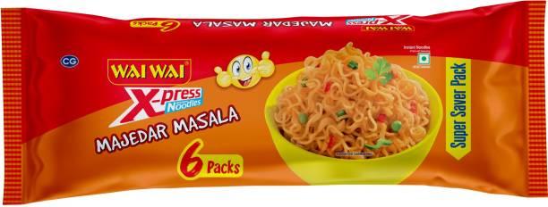 Wai Wai Majedar Instant Noodles Vegetarian