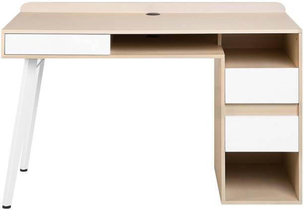 TOFARCH Engineered Wood Office Table