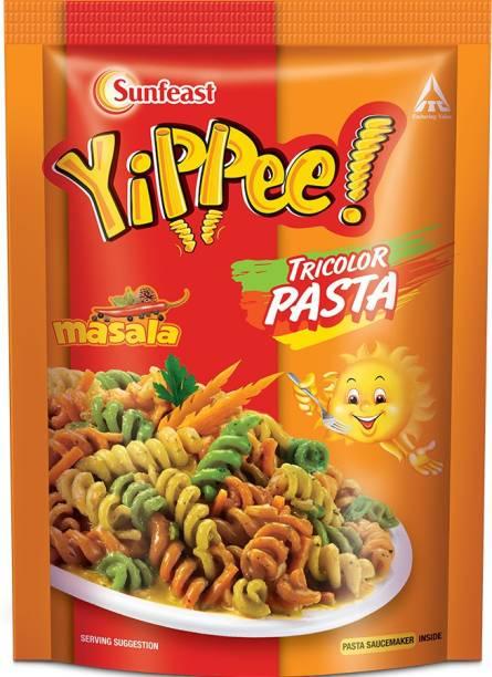 YIPPEE Tricolor Masala Pasta