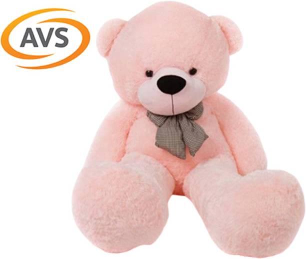 AVS 6 Feet Stuffed Spongy Hug-gable Jumbo Teddy Bear  - 182 cm